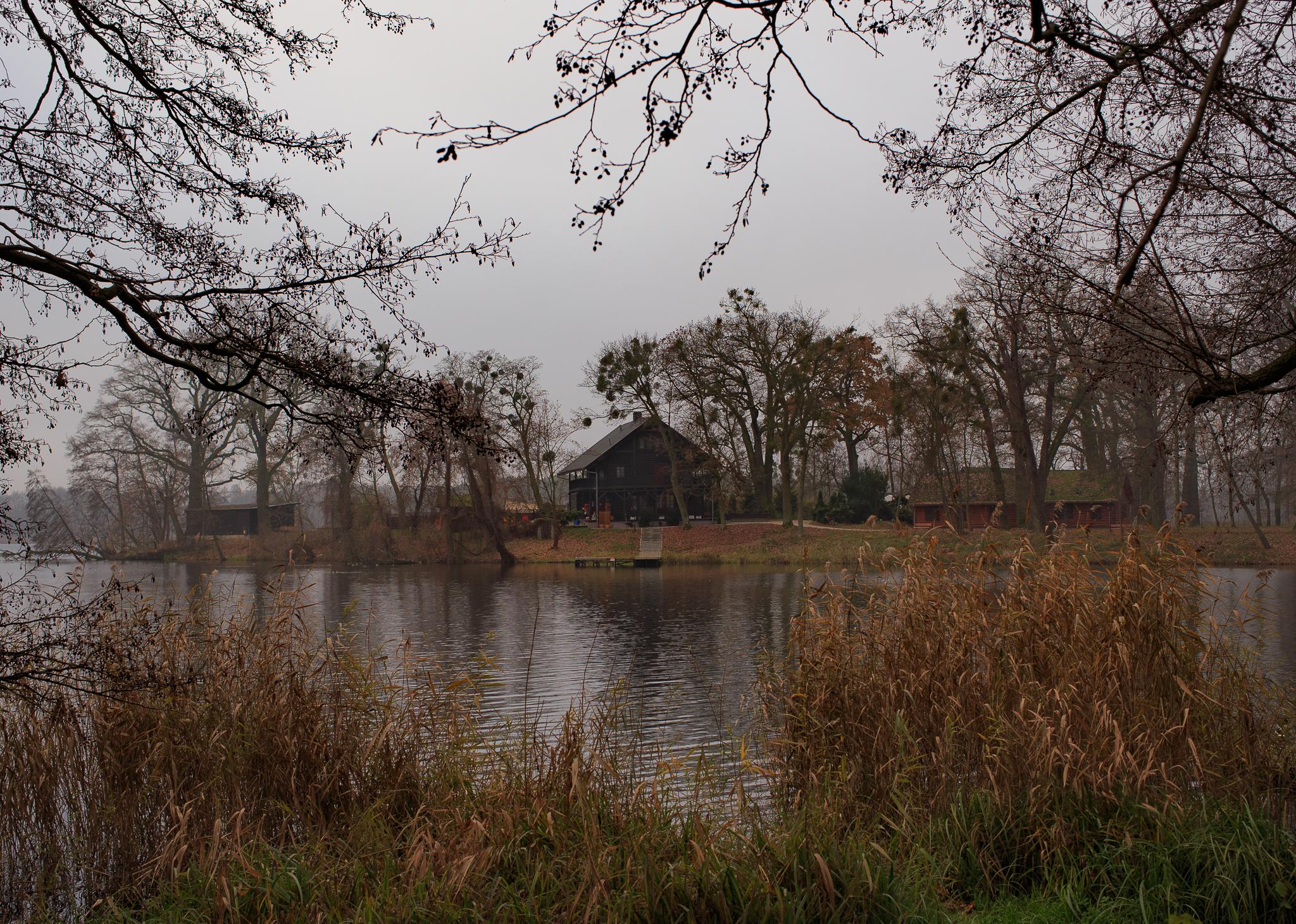 Zaniemyśl: jezioro Raczyńskie
